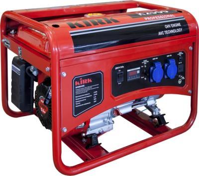 Бензиновый генератор Kirk K2500 - общий вид