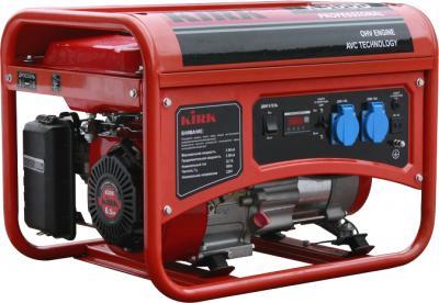 Бензиновый генератор Kirk K3000 - общий вид