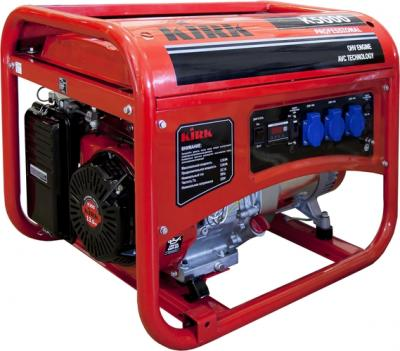 Бензиновый генератор Kirk K5000 - общий вид