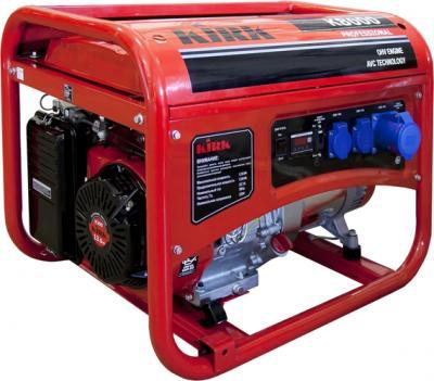 Бензиновый генератор Kirk K8000 - общий вид