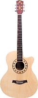 Акустическая гитара Swift Horse WG-380C/N (натуральный цвет) -