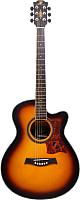 Акустическая гитара Swift Horse TK400C/O3TS sun-burst -