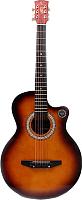 Акустическая гитара Swift Horse 38C/BS sun-burst -