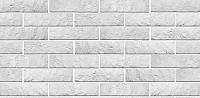 Декоративный камень Baastone Кирпич Марсель белый 101 (245x65x5-20) -
