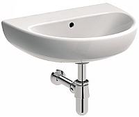 Раковина маленькая без отверстия под смеситель купить в ванной комнате радиатор