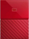 Внешний жесткий диск Western Digital My Passport 1TB (WDBBEX0010BRD-EEUE) -