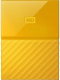 Внешний жесткий диск Western Digital My Passport 1TB (WDBBEX0010BYL-EEUE) -