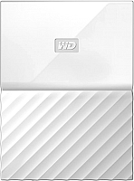 Внешний жесткий диск Western Digital My Passport 3TB (WDBUAX0030BWT-EEUE) -