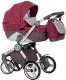 Детская универсальная коляска Expander Antari 3 в 1 (03/purple) -