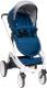 Детская универсальная коляска 4Baby Cosmo 2 в 1 (темно-синий) -
