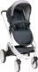 Детская универсальная коляска 4Baby Cosmo 2 в 1 (темно-серый) -