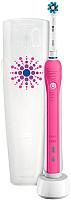 Электрическая зубная щетка Braun Oral-B Pro 750 Cross Action D16.513.UX (розовый) -