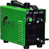 Инвертор сварочный Spec ARC-200X -