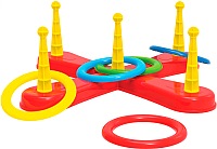 Игра кольцеброс ТехноК Кольцеброс 3404 -