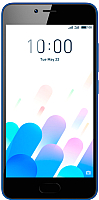 Смартфон Meizu M5c 16Gb / M710H (синий) -