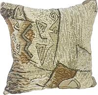 Декоративная подушка Angellini 5с38г 38x38 (коричневый) -