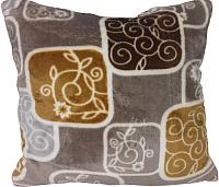 Декоративная подушка Angellini 5с48в 48x48 (коричневый) -