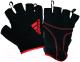 Перчатки для пауэрлифтинга Adidas ADGB-12324RD (XL, красный) -