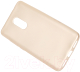Чехол-бампер Case Deep Matte для Xiaomi Redmi Note 4X (золото) -