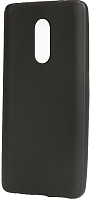 Чехол-бампер Case Deep Matte для Xiaomi Redmi Note 4X (черный) -