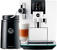 Кофемашина/кофеварка Jura J6 / 15165 (белый) -