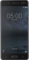 Смартфон Nokia 5 Dual Sim / TA-1053 (серебристый) -