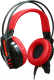 Наушники-гарнитура Redragon Chronos 64207 (красный/черный) -