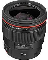 Объектив Canon EF 35mm f/1.4L USM / C21-5371221 -