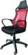Кресло офисное Mio Tesoro Аспид AOC-Promo (черный) -