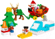 Конструктор Lego Duplo Новый год 10837 -