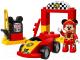 Конструктор Lego Duplo Гоночная машина Микки 10843 -