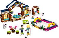 Конструктор Lego Friends Горнолыжный курорт: каток 41322 -