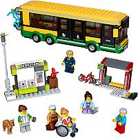 Конструктор Lego City Автобусная остановка 60154 -
