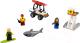 Конструктор Lego City Набор для начинающих: Береговая охрана 60163 -