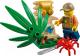 Конструктор Lego City Багги для поездок по джунглям 60156 -