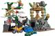 Конструктор Lego City База исследователей джунглей 60161 -