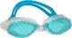 Очки для плавания Sabriasport G826 (голубой) -