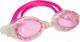 Очки для плавания Sabriasport G843 (розовый) -