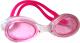 Очки для плавания Sabriasport G818 (розовый) -