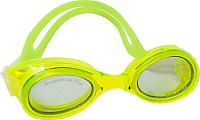 Очки для плавания Sabriasport G818 (зеленый) -