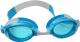 Очки для плавания Sabriasport G301 (голубой/белый) -