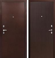Входная дверь Фактор К Соната венге (88x205, правая) -