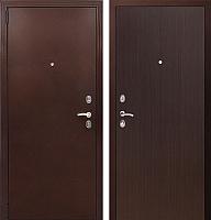 Входная дверь Фактор К Соната венге (98x205, левая) -