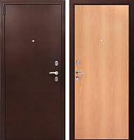 Входная дверь Фактор К Соната светлый орех (98x205, левая) -
