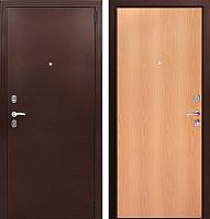Входная дверь Фактор К Соната светлый орех (98x205, правая) -