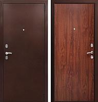 Входная дверь Фактор К Соната темный орех (88x205, правая) -