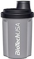 Шейкер спортивный BioTechUSA Nano 24020101 (серый) -