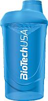 Шейкер спортивный BioTechUSA Wave I00000046 (синий) -
