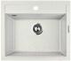 Мойка кухонная Lava Q2 (белый) -