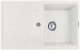 Мойка кухонная Lava L6 (белый) -